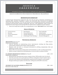 Administrative Assistant Resume Sample Writing Guide