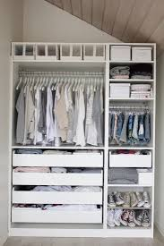 10 easy pieces modular closet systems high to low organization with solid wood closet organizers