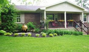 Landscaping Ideas for Front Yard Ranch House - Bing Images