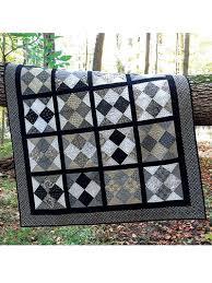 Shuffle Quilt Pattern   Quilting - Quilts for men   Pinterest ... & Shuffle Quilt Pattern Adamdwight.com