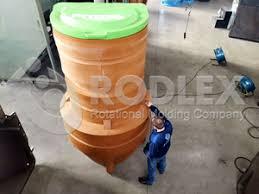 <b>КНС</b> - насосные станции канализационные <b>Rodlex</b> Pamps® с 2 ...