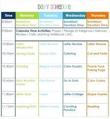 Download Lesson Plan Template Lesson Plan Examples For Toddlers Download Toddler Lesson Plan