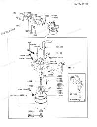 Kawasaki 4 stroke engine fa210d oem parts diagram for carburetor a4df13de4495ab25fed545e08af8473df8da4f7f carburetor kawasaki engine parts diagrams within