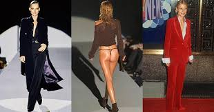 <b>Tom Ford For</b> Gucci: The Designer's Best Moments | Harper's ...