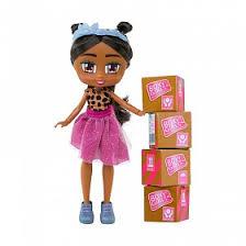<b>Кукла Boxy Girls</b> - <b>Nomi</b> с аксессуарами, 20 см