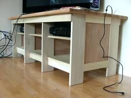build tv stand build a stand plans stand build stand using pipes diy rustic tv  stand