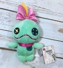 disney store parks mickey minnie mouse   plush stuffed animal