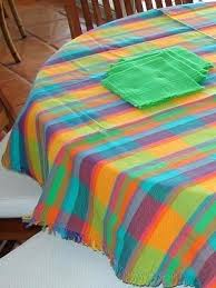 colorful tablecloths textiles cotton tablecloth with napkins plaid round 4 people solid color vinyl tablecloths