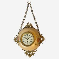 wall hanging clock from france relic