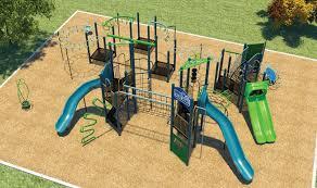 Playground Design Bcaa Shows Sayward Schools Playground Design My Campbell