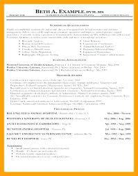 Vet Tech Resume Impressive Vet Tech Assistant Resume Examples Veterinary Technician Samples