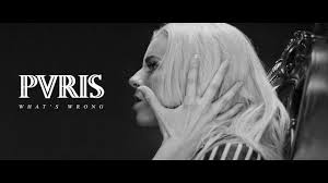 official What Music Youtube 's Pvris Wrong Video RgvPpZqw