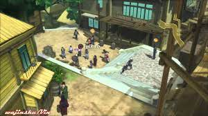 Naruto Ultimate Ninja Storm 3 Master Jiraiya Hero Path Side Mission -  YouTube