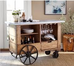 vintage factory furniture. Vintage Factory Bar Cart Furniture V