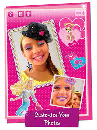 barbie digital makeover screenshot