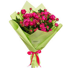 """<b>Bouquet</b> """"5 spray <b>roses</b>"""" — order delivery to Ukraine. Buy Now! Price ..."""