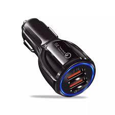 Perkoetfg Trên Doanh Số Bán Hàng 1 Bộ Sạc Xe Hơi USB Kép Thông Dụng Bán  Chạy Đặc Biệt Mới Máy Tính Bảng Sạc Nhanh Thông Dụng Sạc Nhanh 3.0 2.0 Sạc