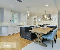 kitchen island with bench kitchen featuring an island with bench seating kitchen island bench dining table