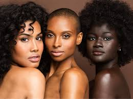 African American Complexion Chart 6 Women Of Color Share Their Journey To Finding The Right