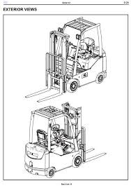 toyota forklift wiring diagram inspirational toyota forklift wiring manual of toyota forklift wiring related post