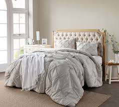 Best 25+ Cheap comforter sets ideas on Pinterest | Bedding master ... & Bedding for Queen Beds - Silver Birch Pin Tuck Queen Comforter - Cheap  Comforters Adamdwight.com