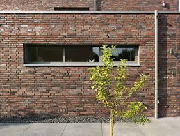 Bauhaus Wegberg Gillrath Klinker Waterstruck Bricks Wasserstrich