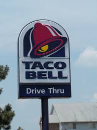 taco bell sign. Modren Bell And Taco Bell Sign