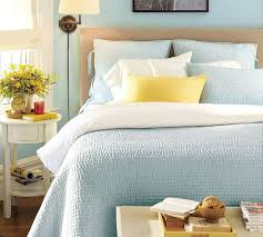 Blue And Gray Boys Bedroom With Baseball Headboards  Transitional Gray And Blue Bedroom