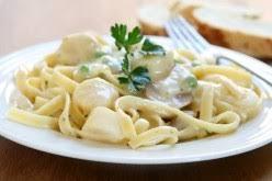 Immunity-Boosting Mushroom & Pasta Alfredo | Health and Food Matters