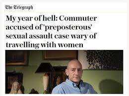 Falsely accused of sex assault cases