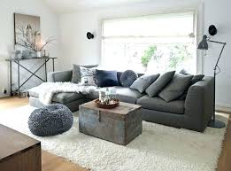 dark grey sofa what color area rug for dark grey couch white living room couches decorating