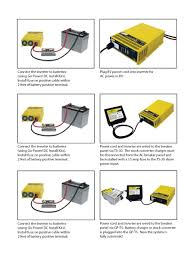 inverter installation go power option 1 plug power