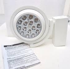 new cooper lighting halo 806 l806ho led track light fixture l806hosp8030 white