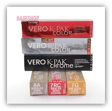 Amazon Com Joico Vero K Pak Hair Color Red Controller 2 5