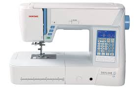 Janome Sewing Machine With Automatic Thread Cutter