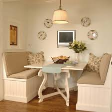 Corner Bench Seating For Kitchen Gallery Also Diyen Nook Plans Corner Seating Kitchen