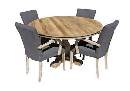 bordeaux round dining table 140 x 140 cm