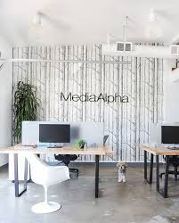 tour stylish office los. Office A Tour Of MediaAlpha S Stylish Los Angeles And Wonderful 1 R
