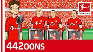 FC Bayern München vs. Eintracht Frankfurt | 5-1 | The Masterpiece -  Highlights Powered By 442oons - YouTube