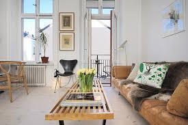 One Bedroom Apartment Design Impressive One Room Apartment In Stockholm Showcasing An Ingenious Interior