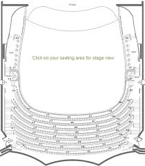 Perspicuous Fox Cities Performing Arts Center Seating Chart