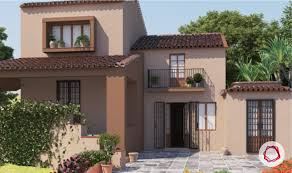 indian home exterior paint color ideas home design and remodeling
