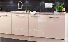 Cream Gloss Kitchens Cheap High Gloss Kitchen Cabinet Doors