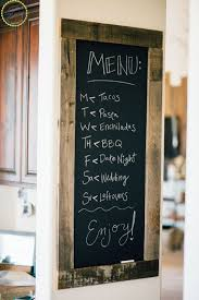 chalkboard for kitchen also chalkboard for kitchen wall