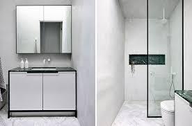 design for a shower niche