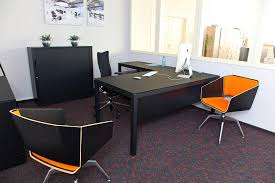 contemporary executive office furniture. Black Contemporary Executive Desk Office Furniture