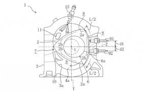 new renesis engine direct injection twin spark patents filed rotary patent diagram