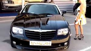 CHRYSLER CROSSFIRE SRT 6 2005 - YouTube