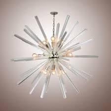 glam lighting. Axis-luxury-lucite-sputnik-9-light-modern-glam- Glam Lighting L
