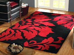red and black area rugs perfect black and red contemporary area rugs red black and grey